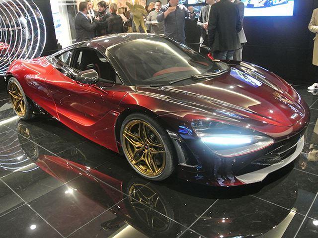 Vừa ra mắt, McLaren 720S đã có phiên bản đặc biệt hơn với giá 9,3 tỷ Đồng - Ảnh 2.