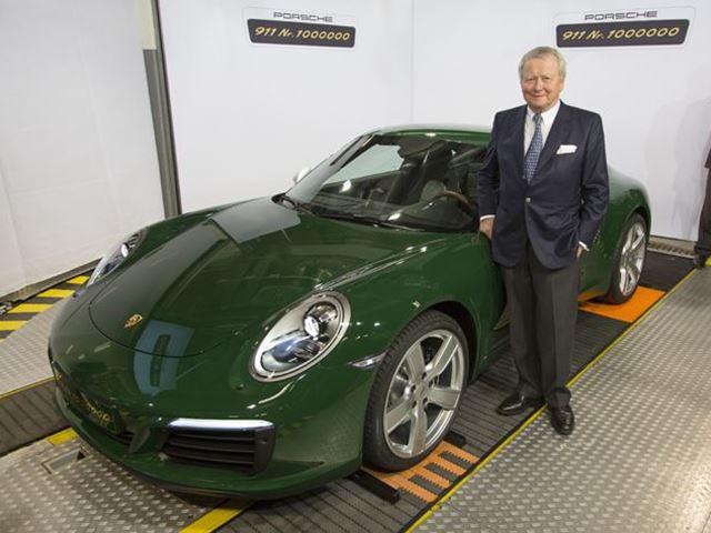 Chiếc Porsche 911 thứ 1 triệu xuất xưởng - Ảnh 2.