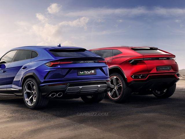 Lamborghini Urus đã thay đổi như thế nào sau 5 năm thai nghén? - Ảnh 3.