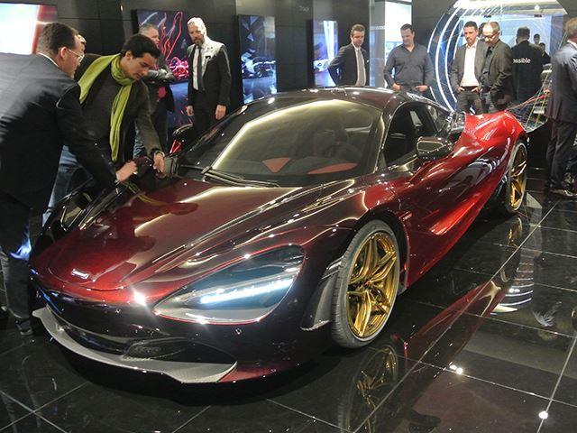 Vừa ra mắt, McLaren 720S đã có phiên bản đặc biệt hơn với giá 9,3 tỷ Đồng - Ảnh 3.