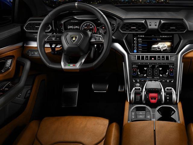Lamborghini Urus đã thay đổi như thế nào sau 5 năm thai nghén? - Ảnh 5.