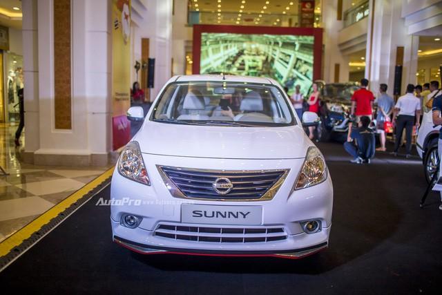 Giảm 50 triệu đồng, Nissan Sunny XV là sedan hạng B rẻ nhất Việt Nam - Ảnh 2.