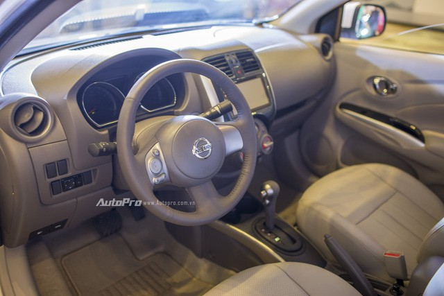 Giảm 50 triệu đồng, Nissan Sunny XV là sedan hạng B rẻ nhất Việt Nam - Ảnh 3.
