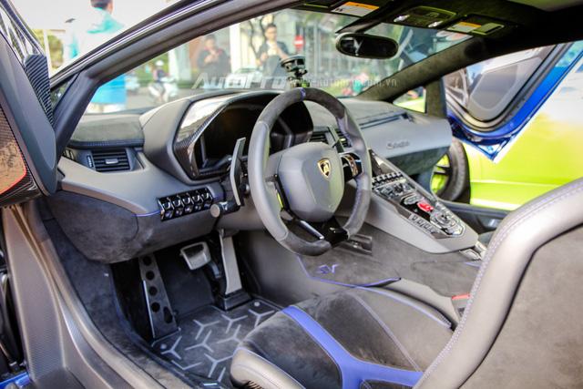 Minh Nhựa chia sẻ video Cường Đô-la cầm lái siêu xe Lamborghini Aventador SV - Ảnh 5.