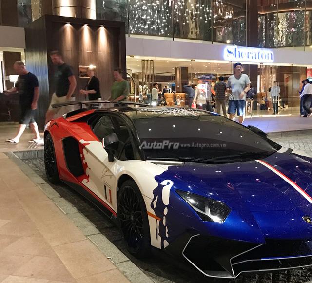 Minh Nhựa lái siêu xe hàng hiếm đến dự đám cưới người bán Richard Mille 18 tỷ Đồng cho mình - Ảnh 7.