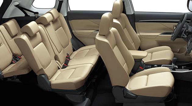 Mitsubishi Outlander nâng cấp 7 chỗ mới, giảm giá gần 120 triệu đồng - Ảnh 1.