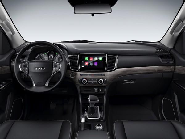 SUV 7 chỗ Isuzu mu-X có thêm phiên bản mới tại Trung Quốc - Ảnh 3.