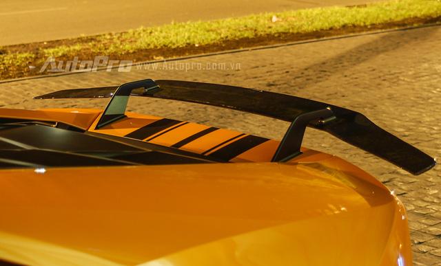 Lamborghini Huracan độ Novara Edizione độc nhất Việt Nam tiếp tục được làm đẹp - Ảnh 4.