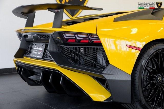 Siêu xe hàng hiếm Lamborghini Aventador SV 2017 rao bán 12,7 tỷ Đồng - Ảnh 8.