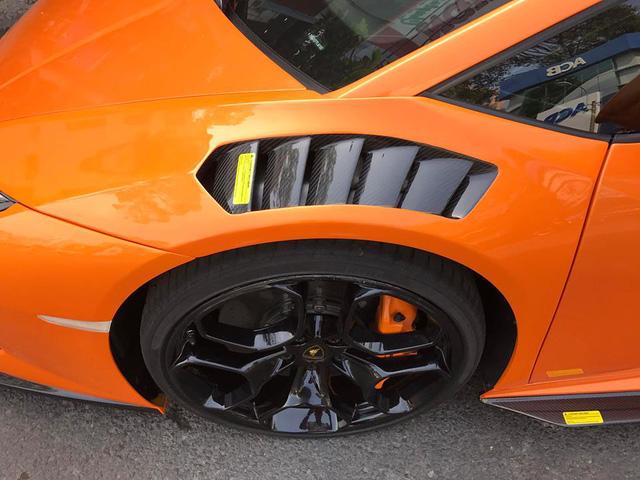 Lamborghini Huracan độ Novara Edizione độc nhất Việt Nam tiếp tục được làm đẹp - Ảnh 9.