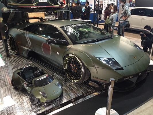 Xuất hiện bản độ Liberty Walk của siêu xe Lamborghini Murcielago đồ chơi tại Việt Nam - Ảnh 15.