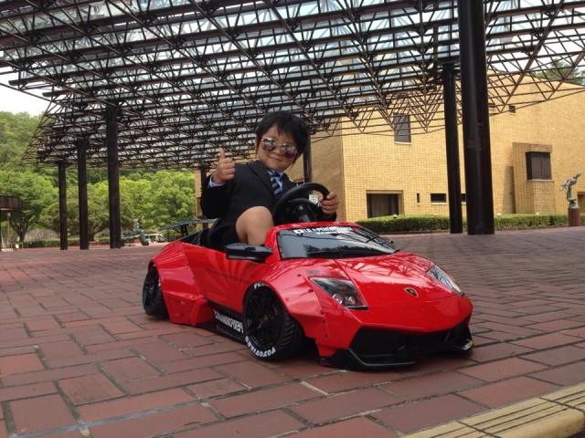 Xuất hiện bản độ Liberty Walk của siêu xe Lamborghini Murcielago đồ chơi tại Việt Nam - Ảnh 8.