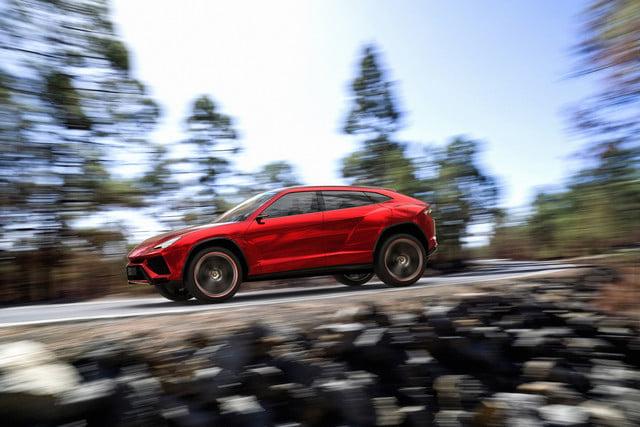 Những điều cần biết về Lamborghini Urus sắp ra mắt - Ảnh 4.
