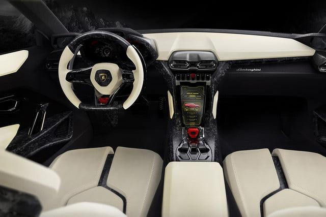 Những điều cần biết về Lamborghini Urus sắp ra mắt - Ảnh 5.