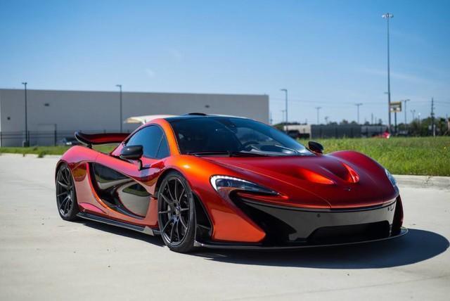 McLaren P1 đã qua sử dụng có giá bán khóc thét - Ảnh 2.