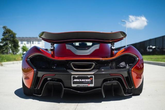 McLaren P1 đã qua sử dụng có giá bán khóc thét - Ảnh 8.