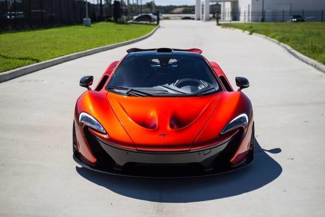 McLaren P1 đã qua sử dụng có giá bán khóc thét - Ảnh 5.