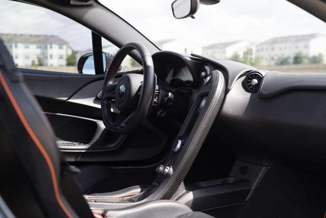 McLaren P1 đã qua sử dụng có giá bán khóc thét - Ảnh 10.