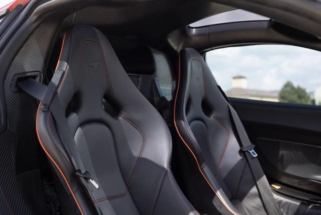 McLaren P1 đã qua sử dụng có giá bán khóc thét - Ảnh 12.