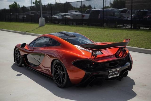 McLaren P1 đã qua sử dụng có giá bán khóc thét - Ảnh 6.