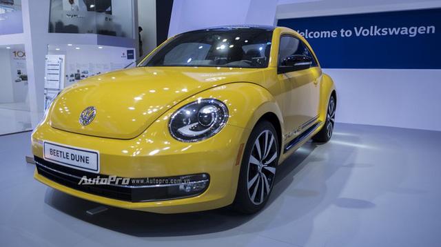 Đây là tính năng thú vị của con bọ Volkswagen Beetle Dune - Ảnh 1.