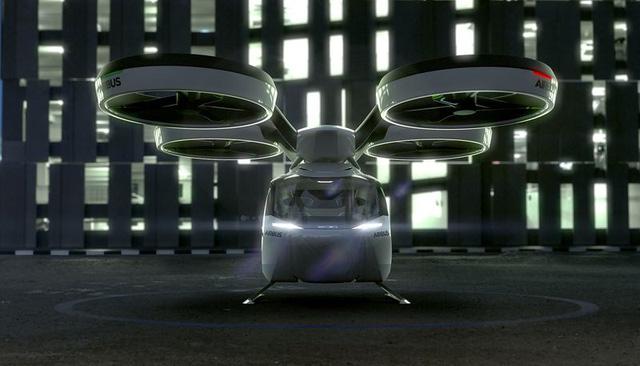 Vừa là ô-tô, vừa là drone bay trên trời - Thiết kế tương lai của Airbus sẽ khiến công chúng phải kinh ngạc - Ảnh 2.