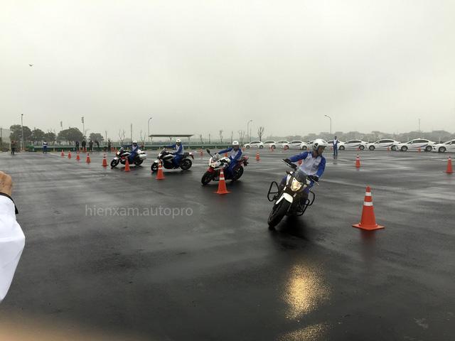 Sau 6 tháng, Trung tâm đào tạo lái xe an toàn mới của Honda Việt Nam đã khánh thành - Ảnh 2.