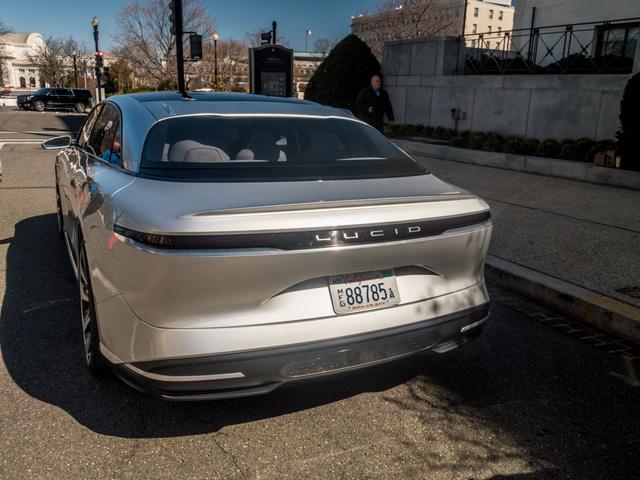 Quên Faraday Future đi, đây mới là siêu xe điện xứng đáng là đối thủ của Tesla - Ảnh 2.