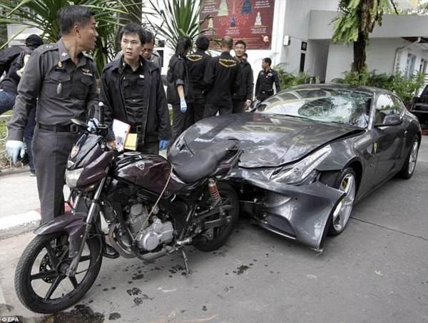 Gây tai nạn chết người, cậu ấm của gia tộc tỷ phú Red Bull vẫn thư thả hưởng thụ cuộc sống xa hoa - Ảnh 2.