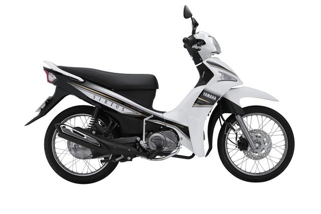 Gà đẻ trứng vàng của Yamaha ở Việt Nam có phiên bản mới, giá từ 20 triệu Đồng - Ảnh 6.