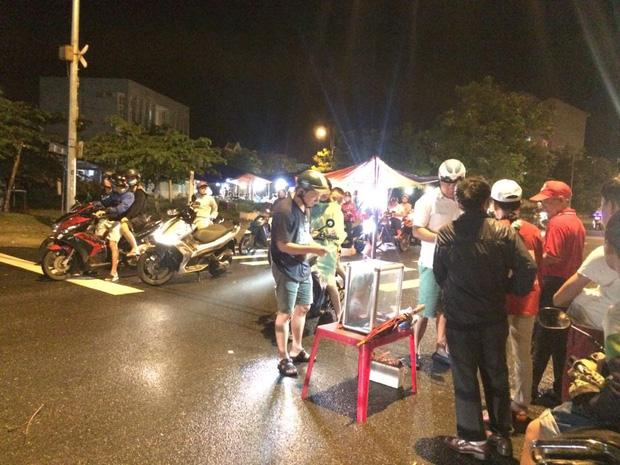 Đà Nẵng: Nam thanh niên bị tàu hỏa kéo lê 20m trong đêm mưa, thi thể không còn nguyên vẹn - Ảnh 1.