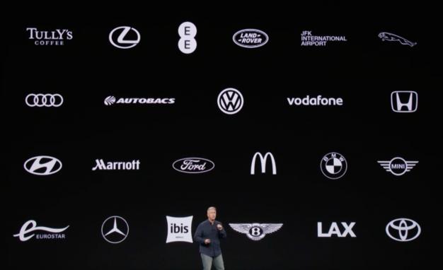 Những chiếc xe hơi tương thích sạc không dây cho Iphone 8 và Iphone X