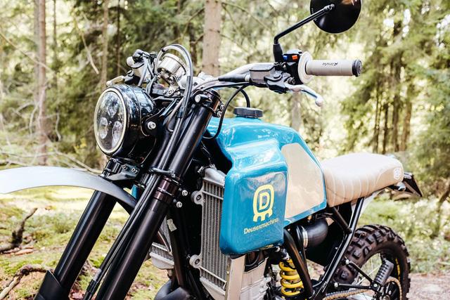 Cào cào độ độc, chất và rất lạ với các biker Việt - Ảnh 2.