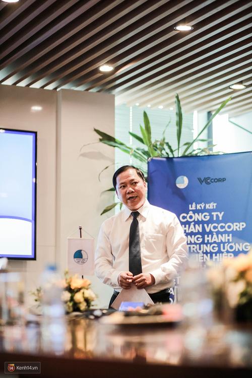 Lễ ký kết thỏa thuận hợp tác giữa TW Hội Liên hiệp Thanh niên Việt Nam và Công ty CP VCCorp - Ảnh 2.
