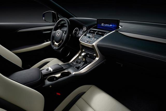 Crossover hạng sang Lexus NX 2018 ra mắt với thiết kế ấn tượng hơn - Ảnh 13.