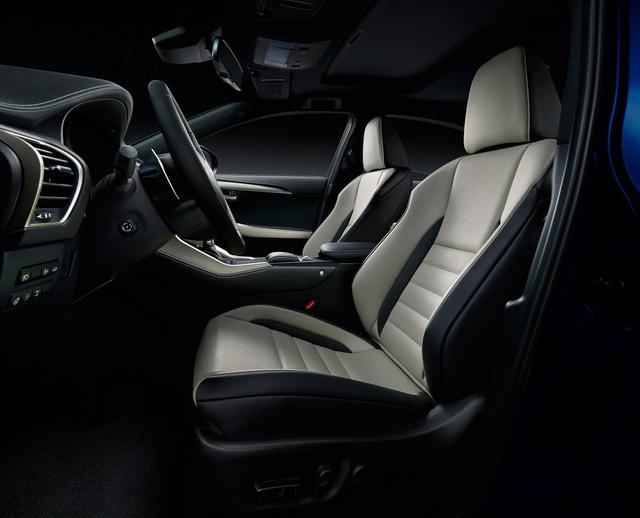 Crossover hạng sang Lexus NX 2018 ra mắt với thiết kế ấn tượng hơn - Ảnh 14.