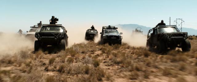 Những điều chưa ai kể về dàn xe ô tô trong Logan - một trong những bí quyết thành công của bộ phim bom tấn này - Ảnh 14.