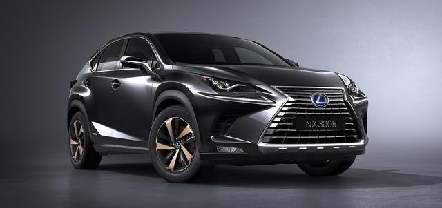 Crossover hạng sang Lexus NX 2018 ra mắt với thiết kế ấn tượng hơn - Ảnh 15.