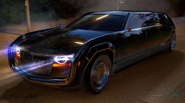 Những điều chưa ai kể về dàn xe ô tô trong Logan - một trong những bí quyết thành công của bộ phim bom tấn này - Ảnh 3.