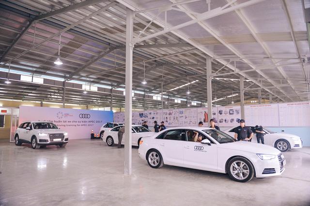 Audi chuẩn bị 319 xe hạng sang để đón tiếp Hội nghị thượng đỉnh APEC 2017 tại Việt Nam - Ảnh 2.