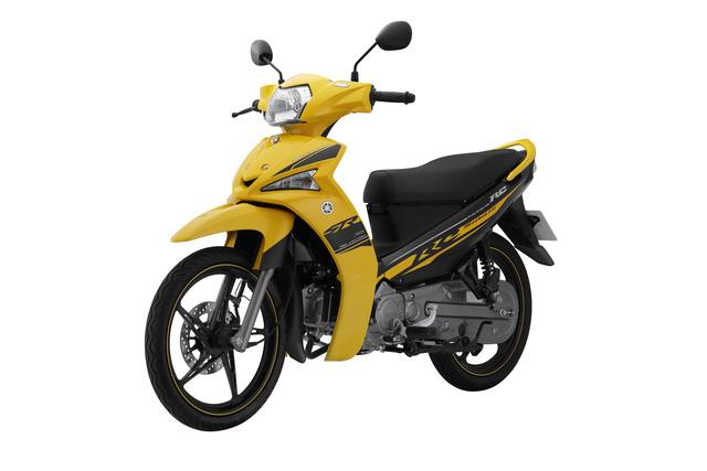 Gà đẻ trứng vàng của Yamaha ở Việt Nam có phiên bản mới, giá từ 20 triệu Đồng - Ảnh 3.