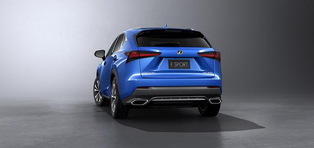 Crossover hạng sang Lexus NX 2018 ra mắt với thiết kế ấn tượng hơn - Ảnh 4.