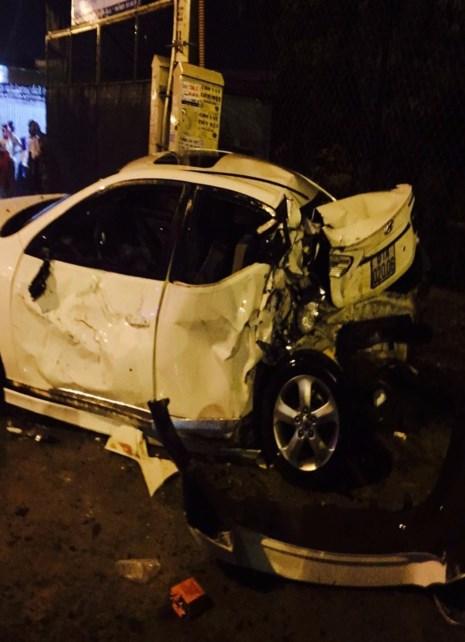 Xe bán tải tông chết nữ sinh khi chở người đi cấp cứu - Ảnh 2.