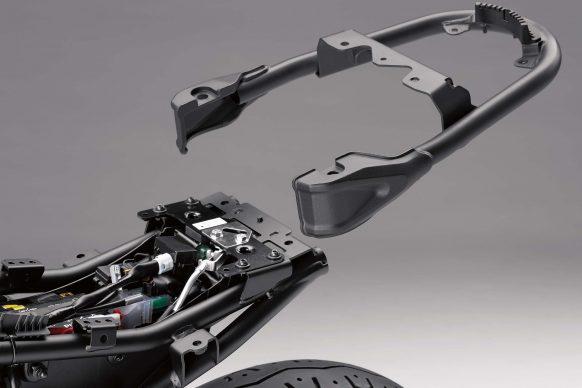 Mô tô hoài cổ Yamaha XSR700 2018 có giá 194 triệu Đồng. - Ảnh 3.