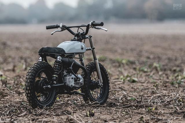 Đây là chiếc mini bike chất nhất bạn từng thấy - Ảnh 3.