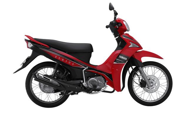 Gà đẻ trứng vàng của Yamaha ở Việt Nam có phiên bản mới, giá từ 20 triệu Đồng - Ảnh 9.