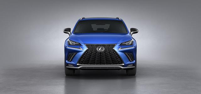 Crossover hạng sang Lexus NX 2018 ra mắt với thiết kế ấn tượng hơn - Ảnh 5.