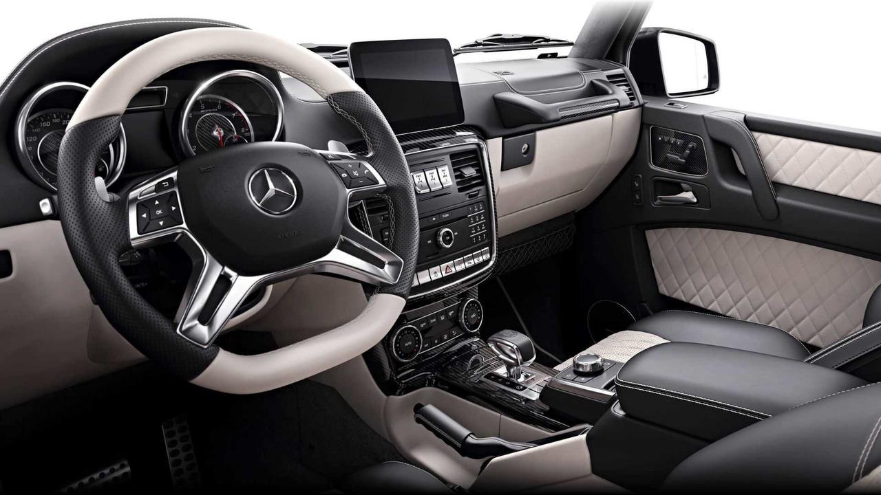 Diện kiến một Mercedes-AMG G63 độc đáo và sang chảnh hơn - Ảnh 4.