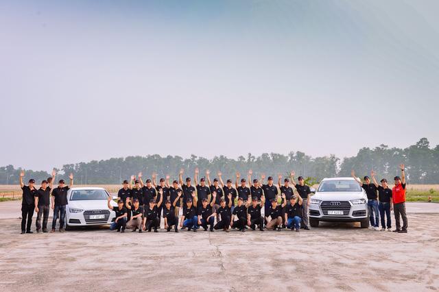 Audi chuẩn bị 319 xe hạng sang để đón tiếp Hội nghị thượng đỉnh APEC 2017 tại Việt Nam - Ảnh 4.
