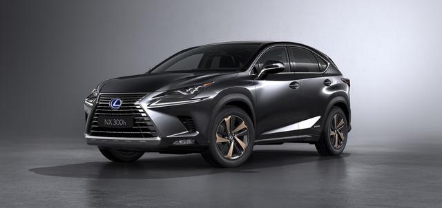 Crossover hạng sang Lexus NX 2018 ra mắt với thiết kế ấn tượng hơn - Ảnh 6.